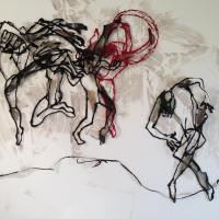 Afbeelding van het kunstwerk 'Allusion' van Miriam van der Linden