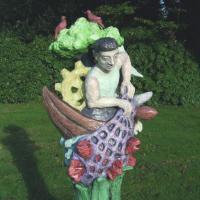 Afbeelding van het kunstwerk 'De IJssel' van Bob Lejeune