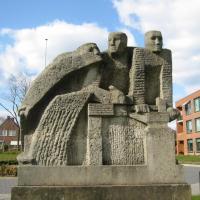 Afbeelding van het kunstwerk 'Boer, Timmerman, Smid' van Jan Teulings
