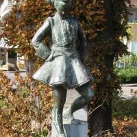Afbeelding van het kunstwerk 'Dansmarieke' van Jozef Kemperman