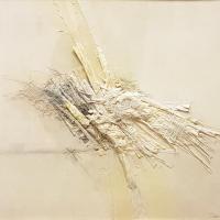 Afbeelding van het kunstwerk 'Evenwicht' van Tettje van Wageningen